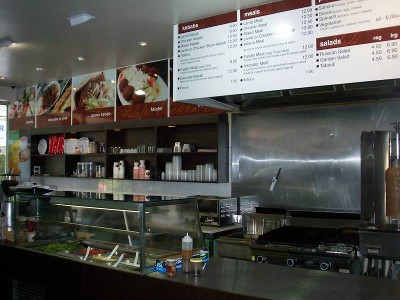 Established Business - Kebab Shop Picture