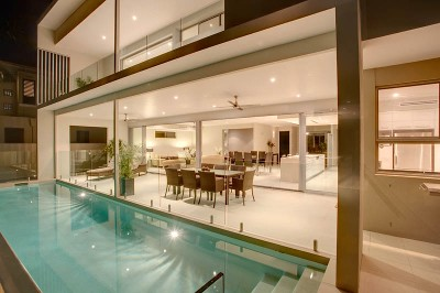 Spectacular Cutting Edge - Absolute Waterfront offer Residential
