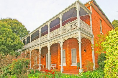 Magnificent Victorian Home & Property Picture