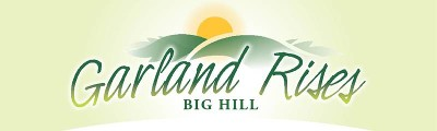 GARLAND RISES BIG HILL Picture