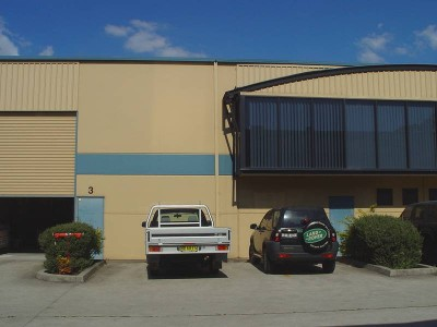 North Penrith Industrial Unit Picture