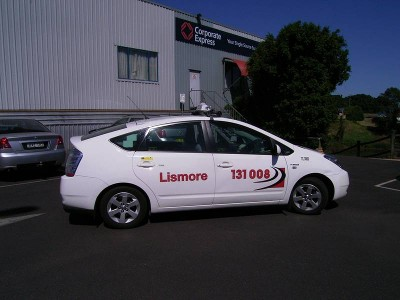LISMORE TAXI FOR SALE Picture