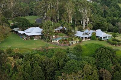Luxury Coastal Byron Bay Estate offer Residential
