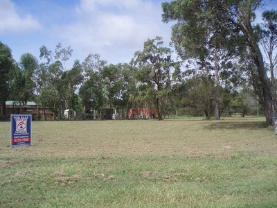 1/2 Acre in Town at 1/4 Acre Price Picture