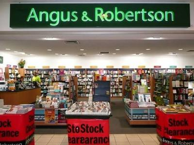 Angus & Robertson Bookstore Picture