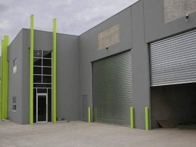 Newely completed warehouse complex Picture