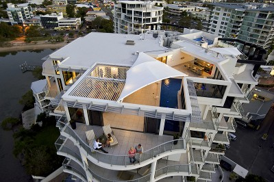 THE SUNSHINE COAST'S FINEST RESIDENTIAL APARTMENT offer Residential